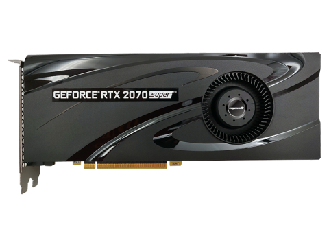 MANLI GeForce RTX 2070 Super (N502-00+P1456)